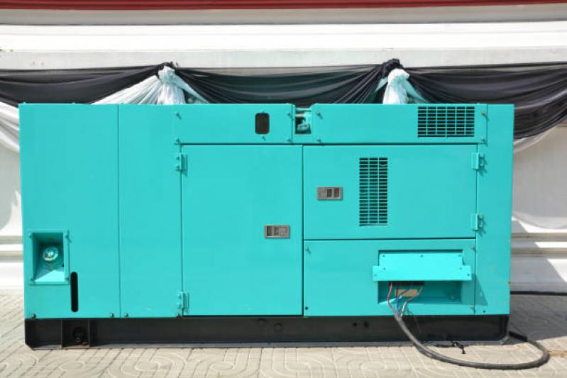 Geradores a Gasolina Suzano - Geradores a Diesel